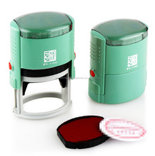 Guangzhou Goodluck Auto inking Rubber Stamp/Self-inking Rubber Stamper