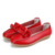 Cheap Rubber Sole Genuine Leather Women Shoes Moccasins Mother Loafer Soft Bowknot Feminine Lady Driving Casual Footwear