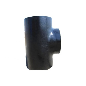 ASME b16.9 astm a234 gr wpb pipe fitting reducer tee