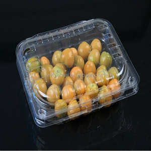 Food grade plastic fruit tray / Plastic tray for food /plastic fruit tray