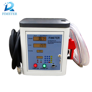 AC 220V Water Filling Machine Water Pump Dispenser Best Price for Dealer Reel Hose Optional