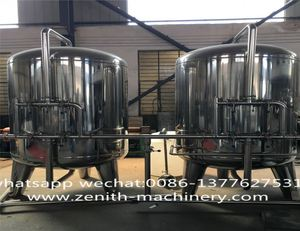 Automatic 3-In-1 Pepsi Carbonated Drink Filling Machinery
