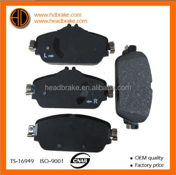 Brake Pads For Mercedes Benz A0084203720