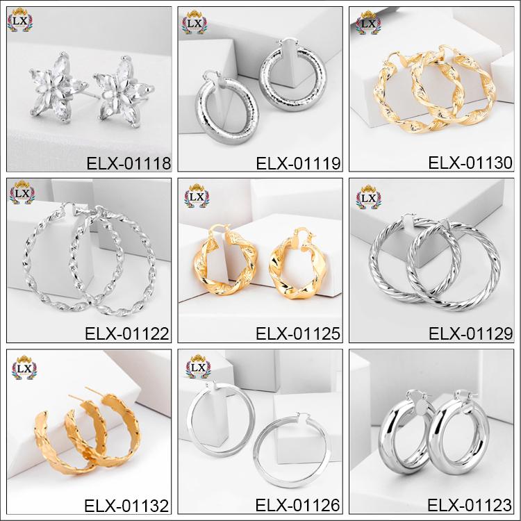 ELX-01211 seed bead tassel earrings statement women earring high quality fashion 2019 girls jewelry for women
