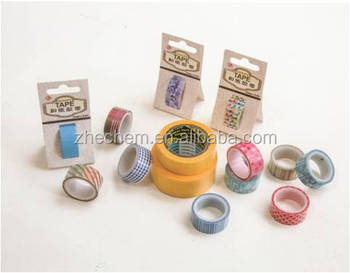 MASKING TAPE BASE PAPER, DECORATIVE PAPER TAPE