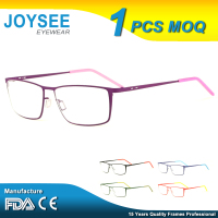 Good Quality 2016 Joysee Brand Wholesale Designer Man And Ladies Metal Optical Eye Glasses Frames From China Online Sale
