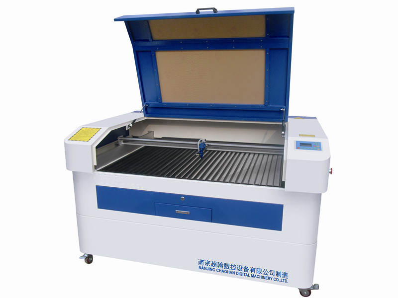 Nice fabric textiles laser cutting machine promotion