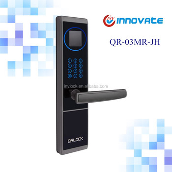 NEW QRLOCK door lock system Phone app open lock with shared keys online
