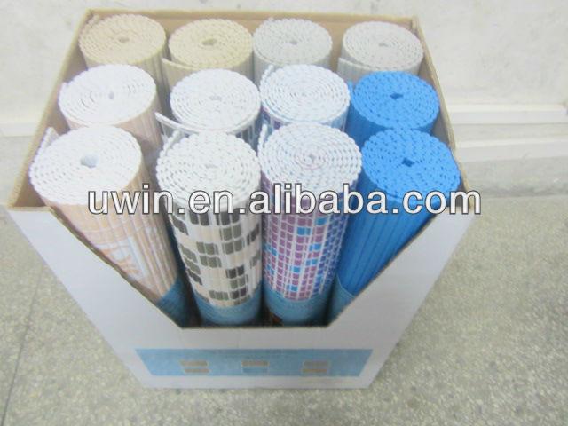 mousse de pvc antidérapant tapis de sol de salle de bains