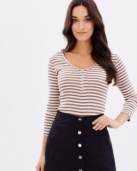 1cbd2f4bef3 wholesale plus size women apparel clothing ladies design women fashion  stripes top apparel