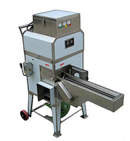 Simple to operate fresh sweet corn thresher/ Easy to use sweet corn degranulation machine