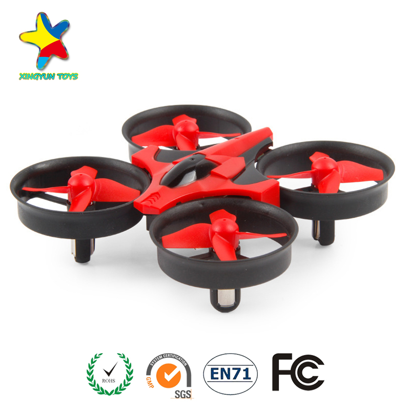 XY-255 mini drone with wifi camera vs JJRC H36 2.4Ghz 4CH Drone 6-Axis GYRO RC Quadcopter