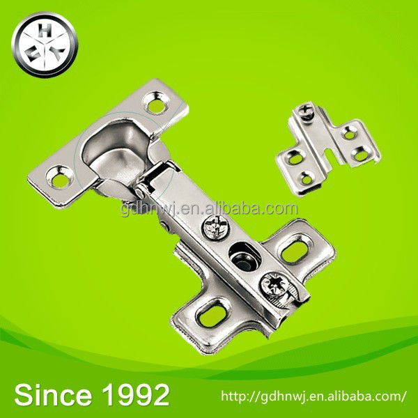Cheap price 26mm cup one way hinge for cabinet