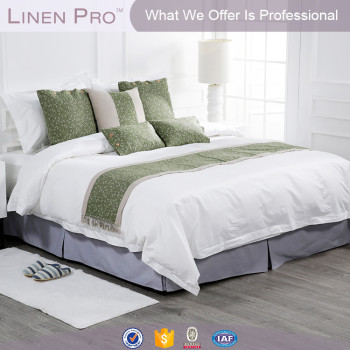 Gentil LinenPro Bangkok Hotel Linen Suppliers,comfortable Easy Care Hotel Bed Linen