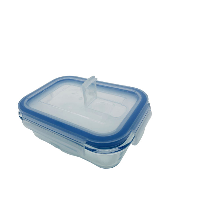 glass food storage container set with vented lid for walmart