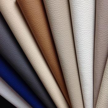 Plain Pvc Printed Rexine Fabric For