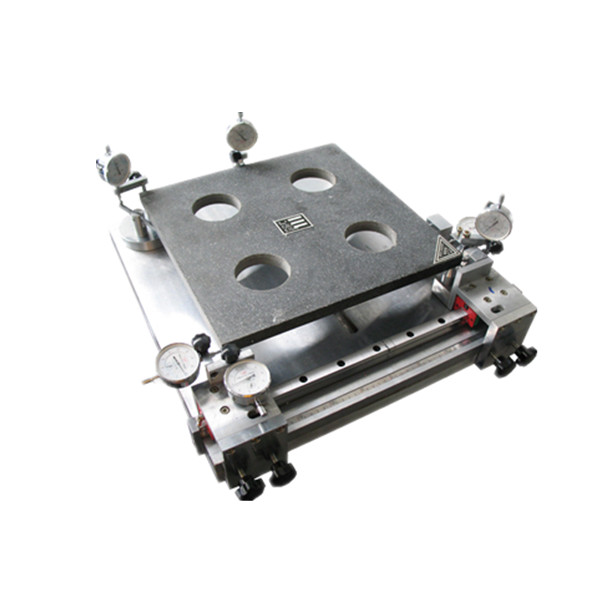 TZY Ceramic tile surface flatness squareness, warpage centre, rectangularity, straightness instrument