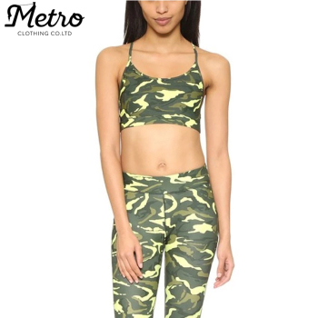 edd6644dc9 Combat Bra Camo Print Sports Bra Nylon And Spandex - Buy Combat Bra ...