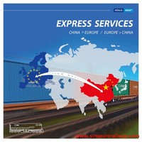 Professional Railway express shipping cost china to Lithuania -skype:joelim37