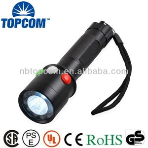 Railway Signal 3W 6 Red 6 Green 1 XPE White bulb Long Range traffic signal Torch Led Flashlight