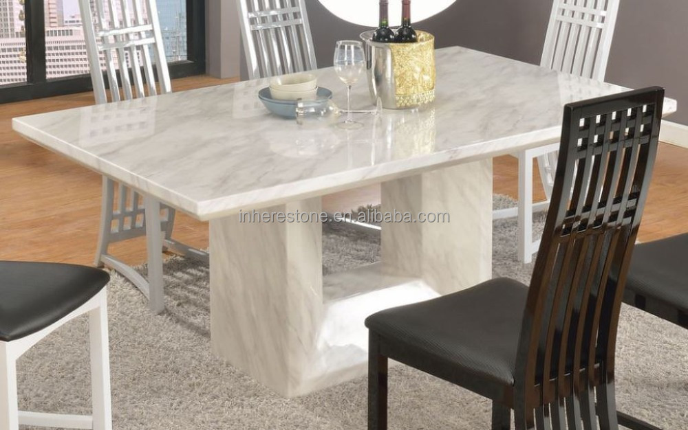 Contemporary dining table / natural stone / MDF / rectangular - 7100 by  Poggenpohl