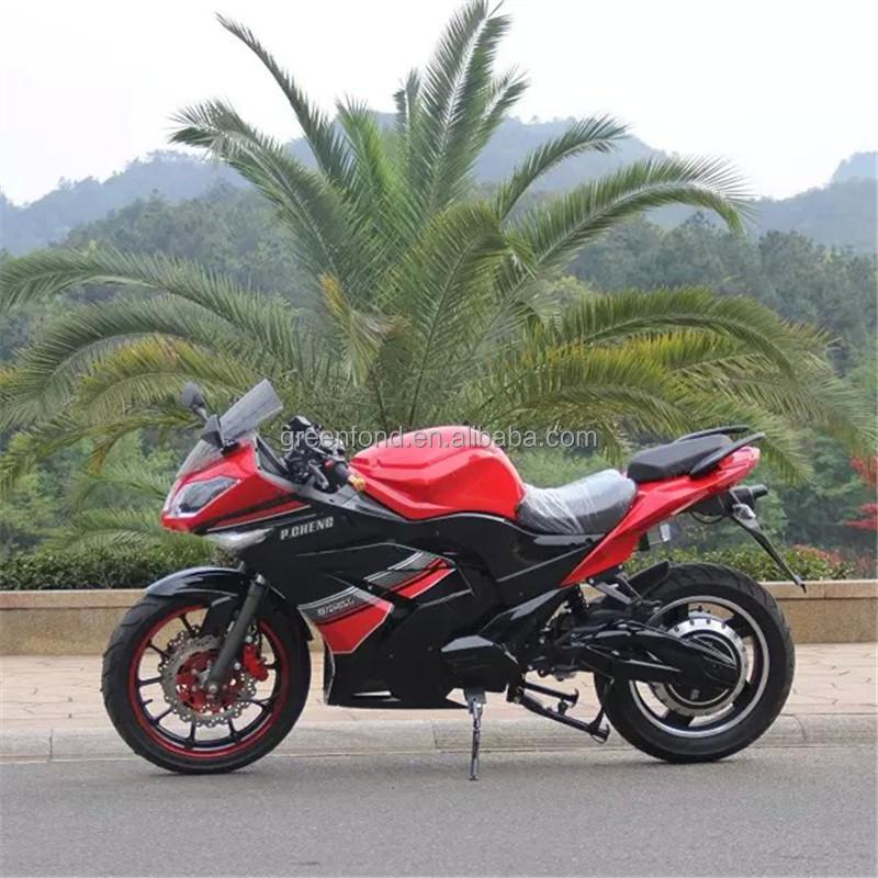 sport elektrische motorrad racing e bike 3000 watt 5000. Black Bedroom Furniture Sets. Home Design Ideas