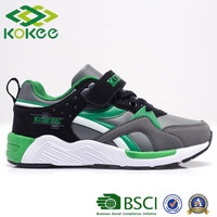 Synthetic sole Mesh Upper Textile Lining Dynamic Fit Technology for perfect fit for kids shoes