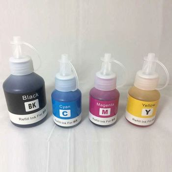 4 Color Waterproof Inkjet Printers Pigment Ink For Brother Refill Ink - Buy  Pigment Ink,Pigment Ink For Brother,Refill Ink For Brother Product on