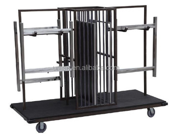 Buffet Table Transport Trolley With Wheels