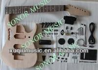 Diy Electric Guitar Kits/7 Strings Guitar Kit