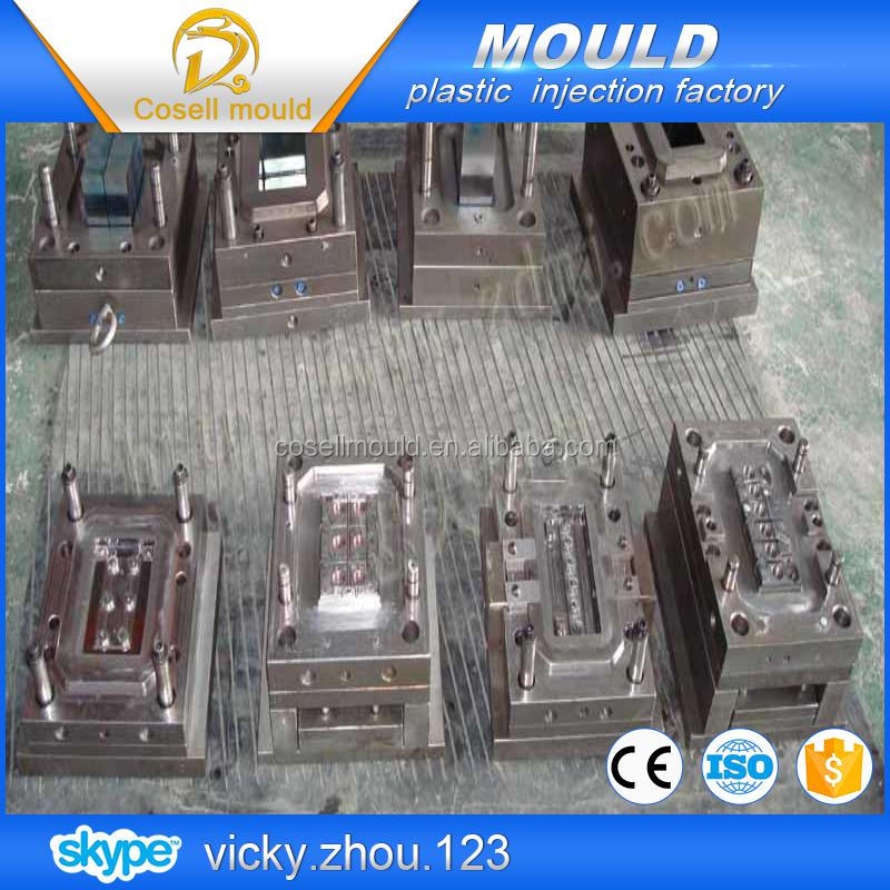 Car/Automotive battery case injection mould /Car battery case plastic mould