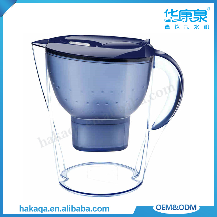 Household Water Purifier Pitcher Healthy Drinking Activated Carbon ...