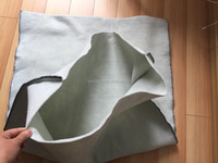 Buy PP nonwoven geobags for the dam in China on Alibaba.com