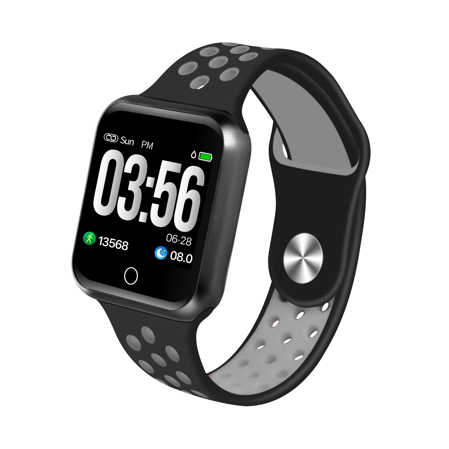 S226 Smartwatch Women Men Sport Modes Waterproof Heart Rate Monitor Blood Pressure For iPhone Android PK iwo 8 Smart watch фото