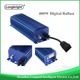 Hot selling high quality 400w 600w 1000w MH HPS mini electronic ballast digital ballast with CE RoHS for indoor hydroponics