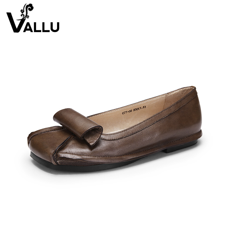 handmade genuine design casual women's leather women 2017 flat shoes latest wholesale shoes dpUwFxx