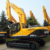 Best selling 0.92m3 Excavator 210VS price with higher quality
