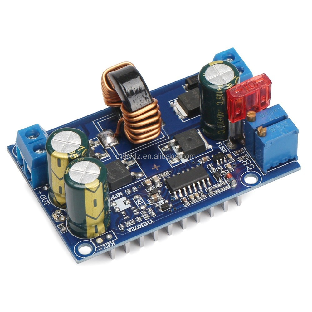 DC/DC Automatic Boost Buck Converter Module 60W Constant Voltage/Current Car Voltage Regulator DC5-32V to 1.25-20V