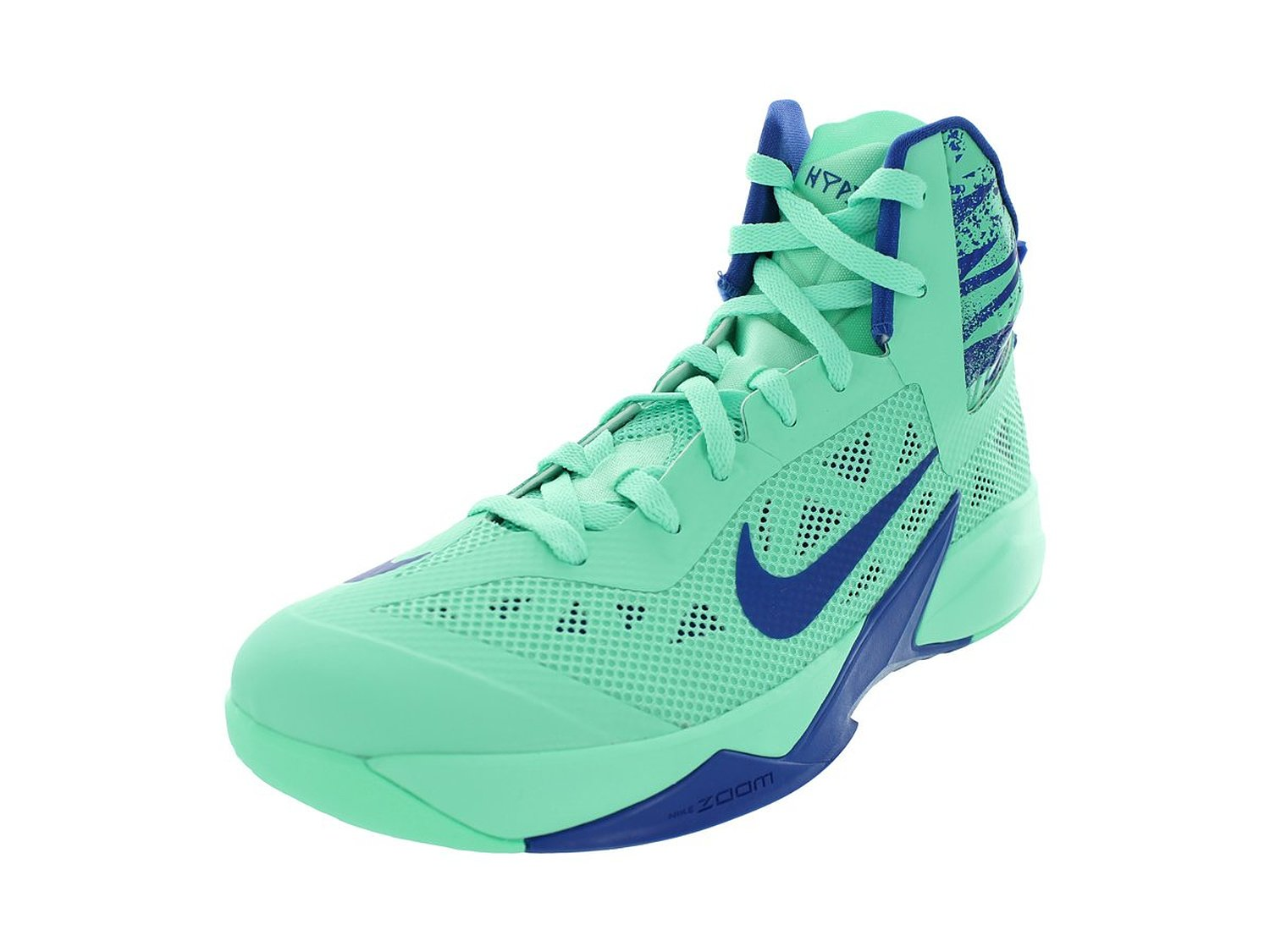 498809cebdf6 Buy BARELY USED Nike zoom hyperfuse mens basketball shoes size in ...