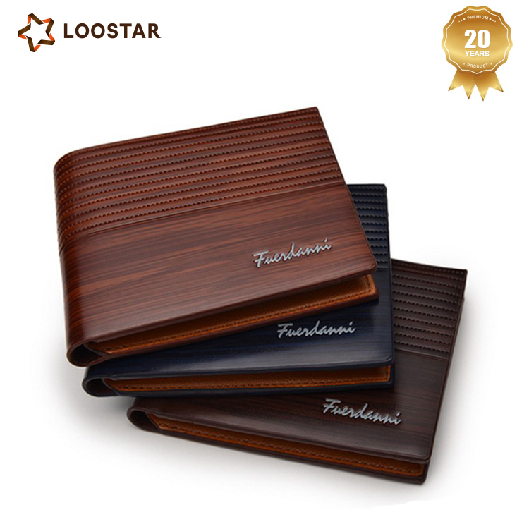 2018 Hot selling Amazon Travel Wood Card Wallet for Men with low MOQ Low Price