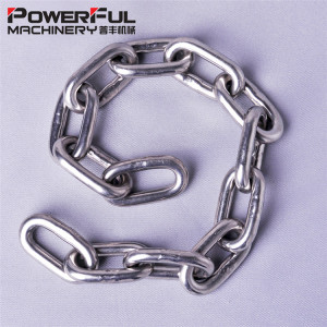 Stainless Steel 304/316 16mm Anchor Chain for Marine Ship/Boat