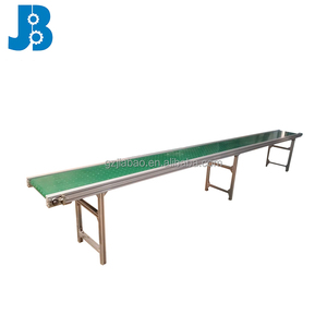 China factory produce belt conveyor/small project conveyor/low cost conveyor system