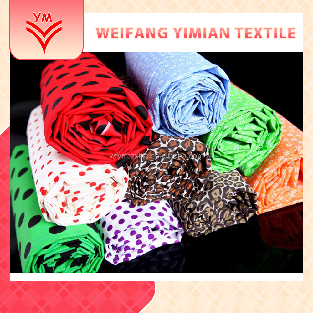 Factory Price cotton fabric with different style fabric