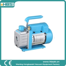 HBS vacuum pump 1stage 1L RS-1 small air vacuum pump HAVC 5 pa 110V/220V electric air pump for car and bike