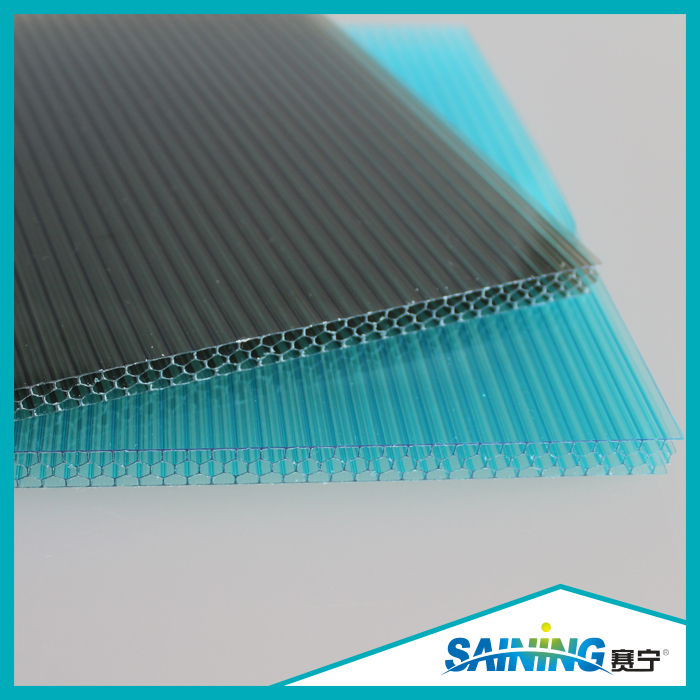 Advanced building construction materials cellular plastic for Types of roof covering materials