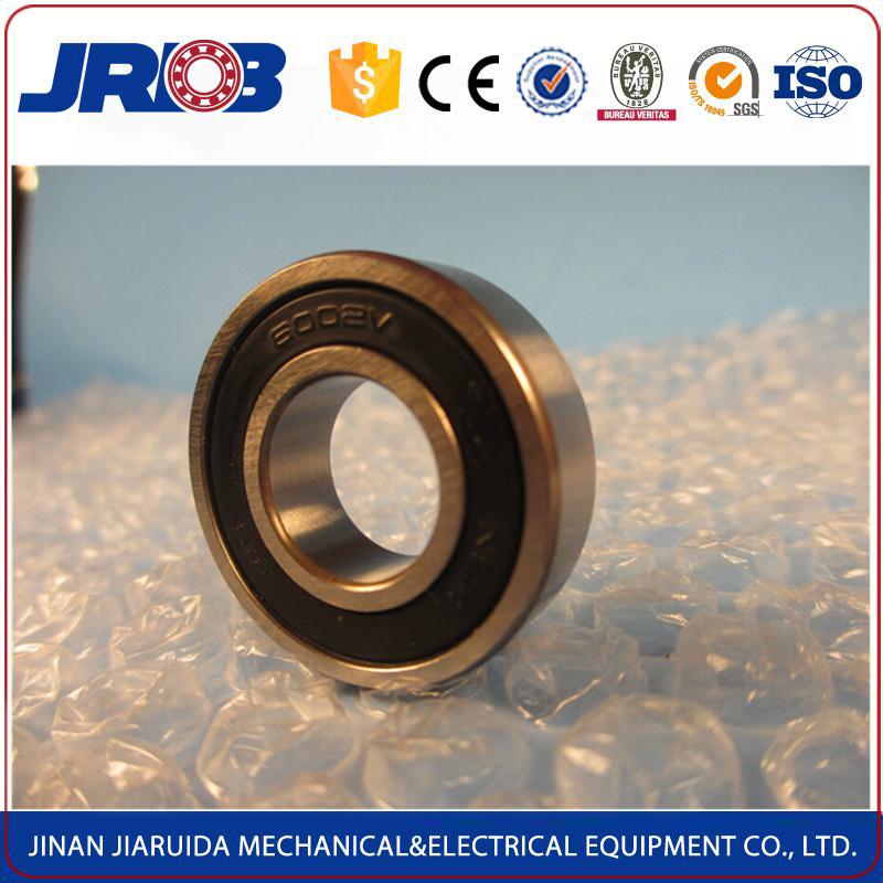 Ezo//Nachi SS 6002Z Single Row Ball Bearing 15x32x9 Stainless Steel