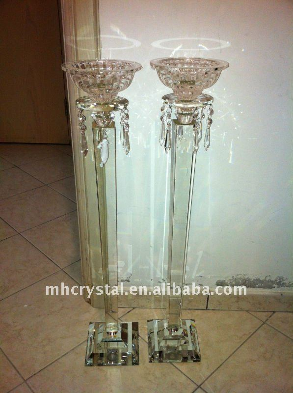 pillar crystal candle holders tall pillar crystal candle holders tall suppliers and at alibabacom