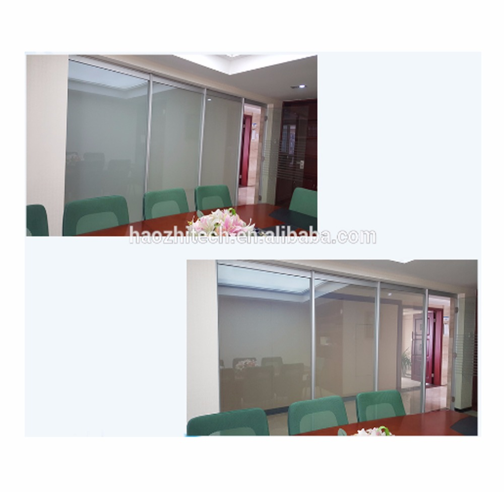 Remote Control Office Room Use Smart PDLC Magic Glass