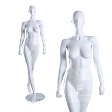 Sexy Standing Female Abstract Mannequin Full Body Model