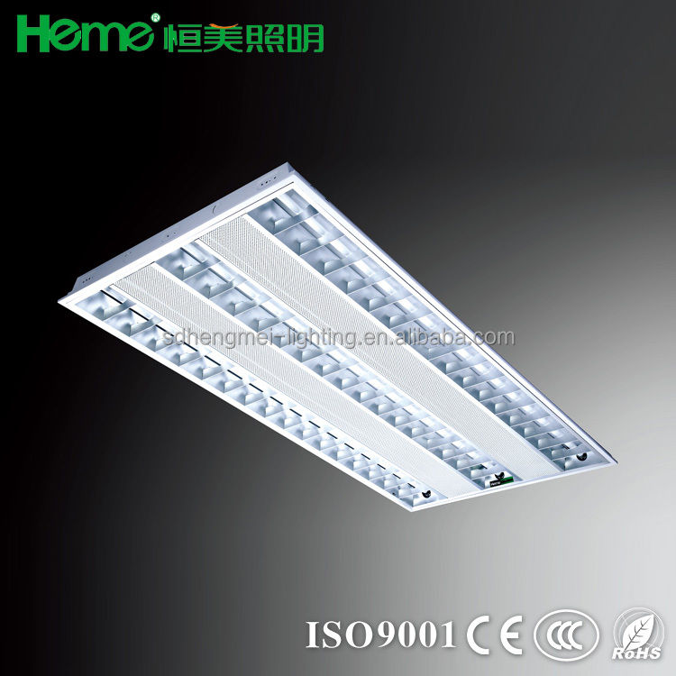 T5 recessed Fluorescent lighting fixture